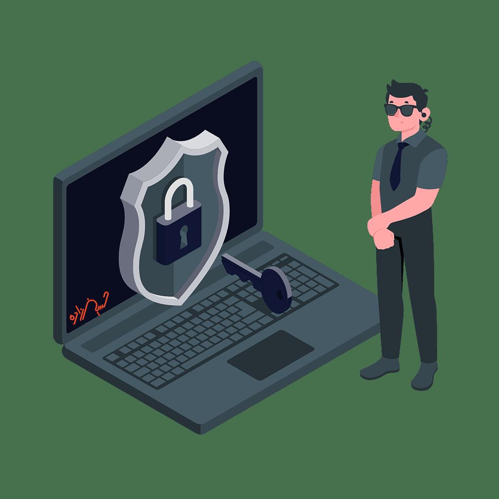 امنیت بالا وردپرس ( وردپرس یا طراحی سایت اختصاصی )