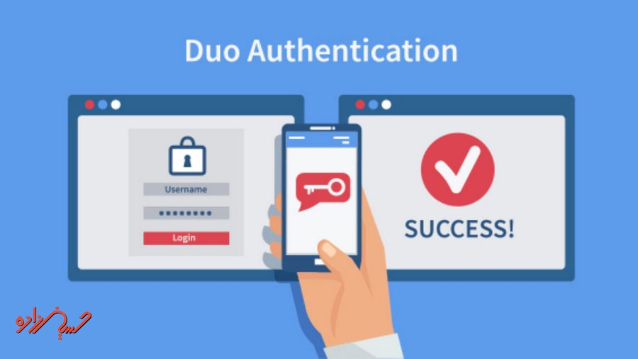 استفاده از احراز هویت دو مرحلهای